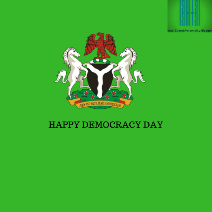 HAPPY DEMOCRACY NIGERIANS